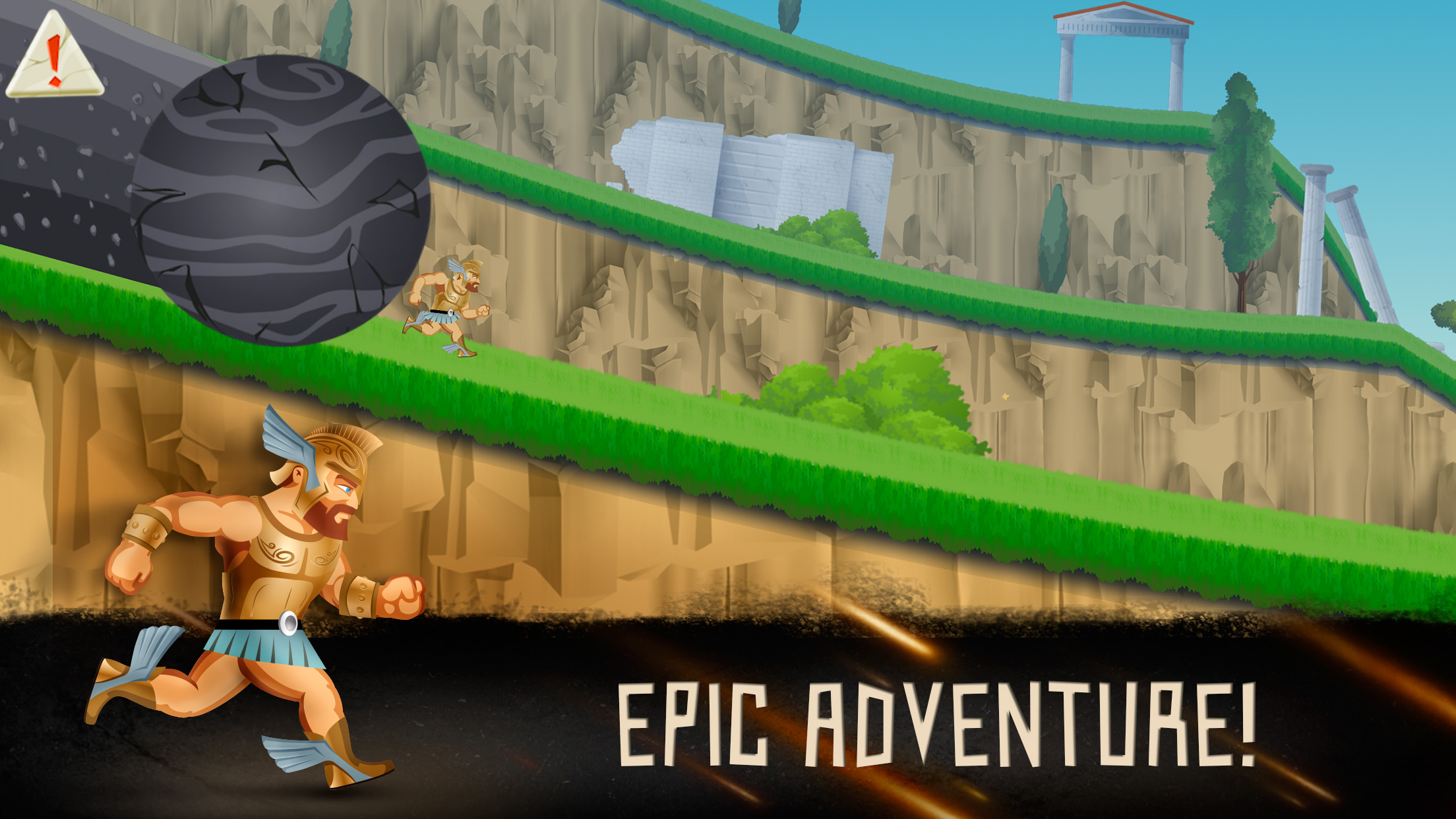 Sisyphus Job - Epic Adventure Screenshot